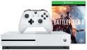 Xbox One S Battlefield 1 500GB Console Bundle for $176 + free shipping